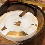 Davidoff Winston Churchill Porcelain Ashtray IPCPR 2017
