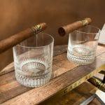 Davidoff Winston Churchill The Statesman liquor glass set IPCPR 2017
