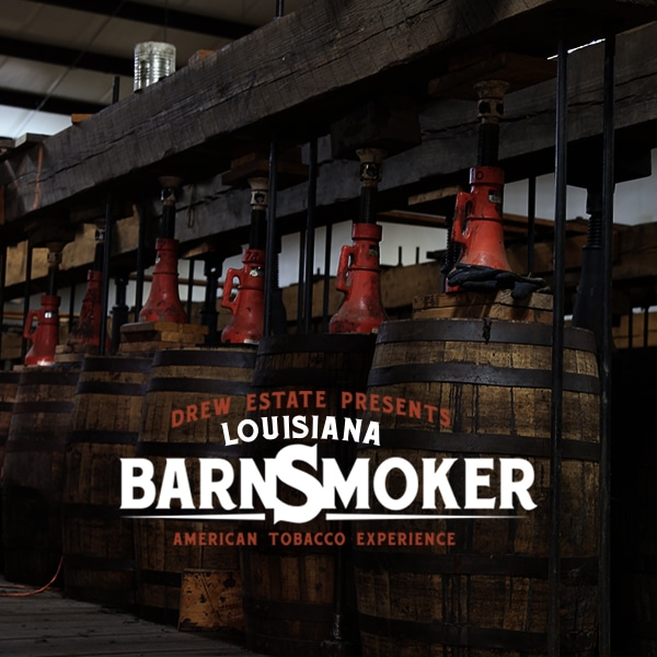 Drew Estate Louisiana Barn Smoker
