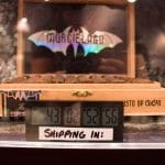 Espinosa Murcielago display countdown timer IPCPR 2017