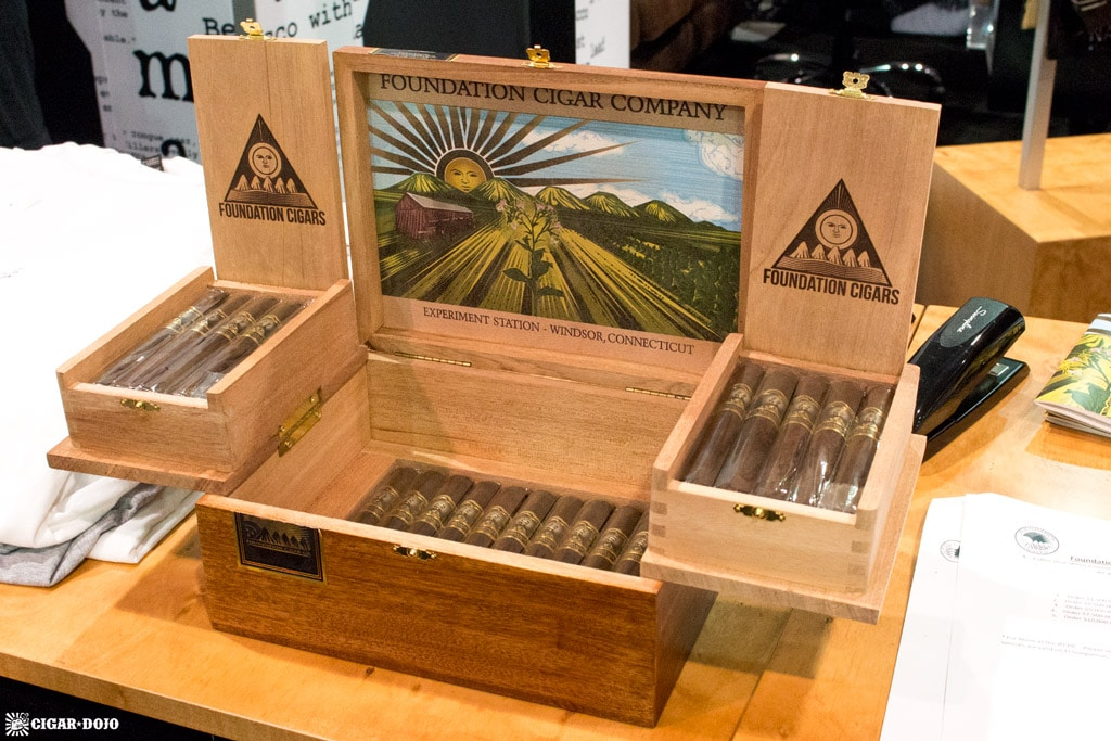 Foundation Cigar Company The Tabernacle limited edition humidor IPCPR 2017