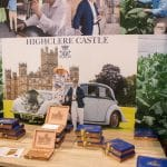 Highclere Castle Cigar Company booth IPCPR 2017