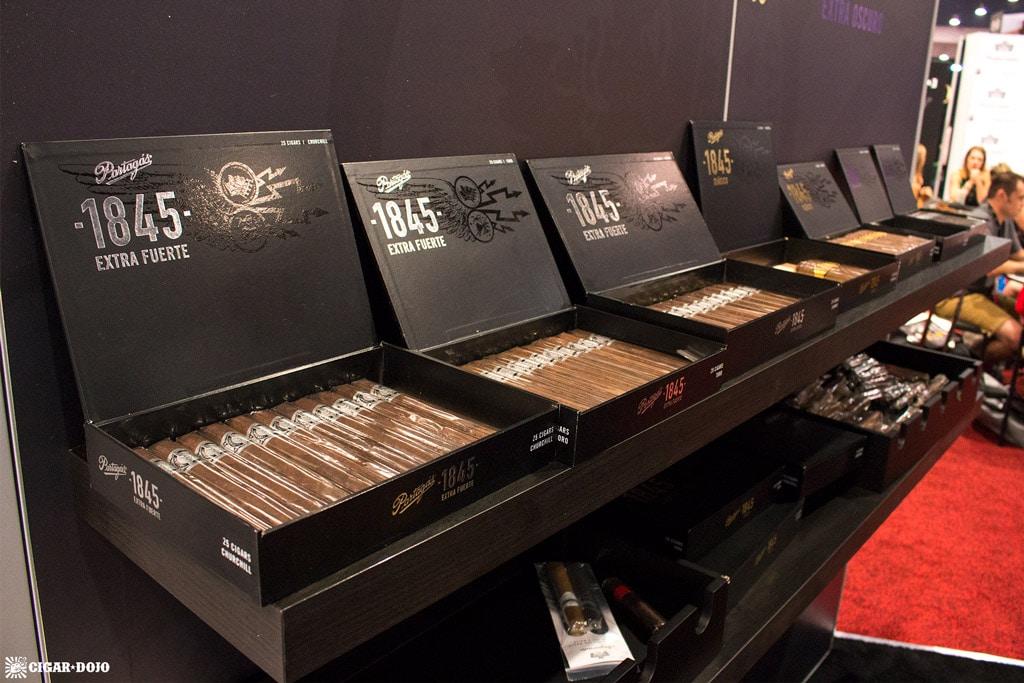 Partagas 1845 cigars IPCPR 2017