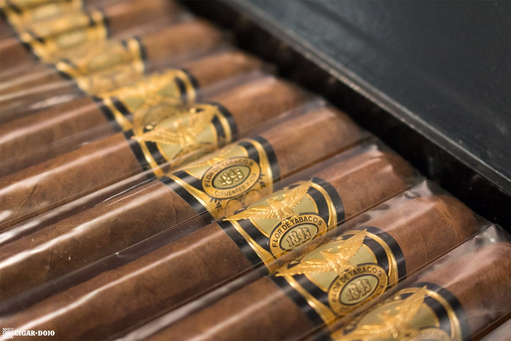 Partagas 1845 Clásico cigars IPCPR 2017