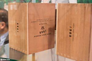 Warped Cigars Serie Gran Reserva 1988 cigar boxes IPCPR 2017