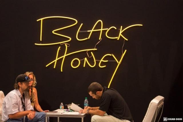 Warped Cigars Black Honey artwork IPCPR 2017