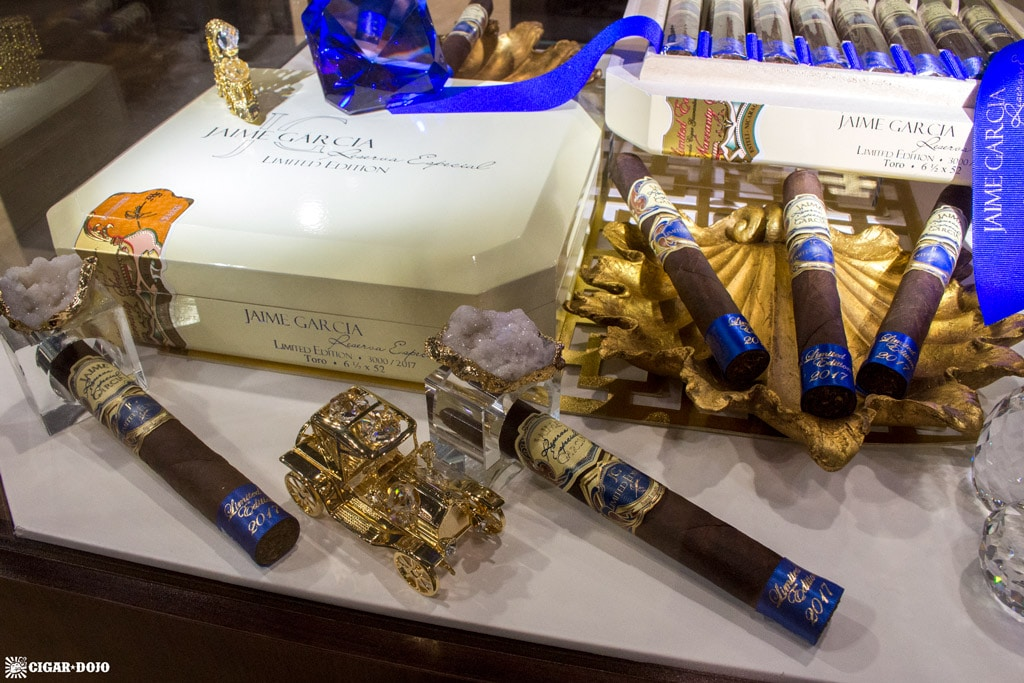 My Father Jaime Garcia Reserva Especial Limited Edition 2017 cigars IPCPR 2017