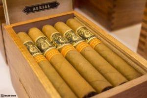 Cornelius & Anthony Aerial cigars IPCPR 2017