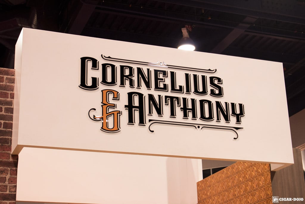 Cornelius & Anthony Premium Cigars IPCPR 2017