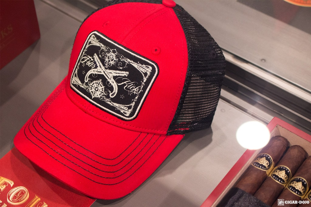 Crowned Heads Four Kicks Maduro hat IPCPR 2017