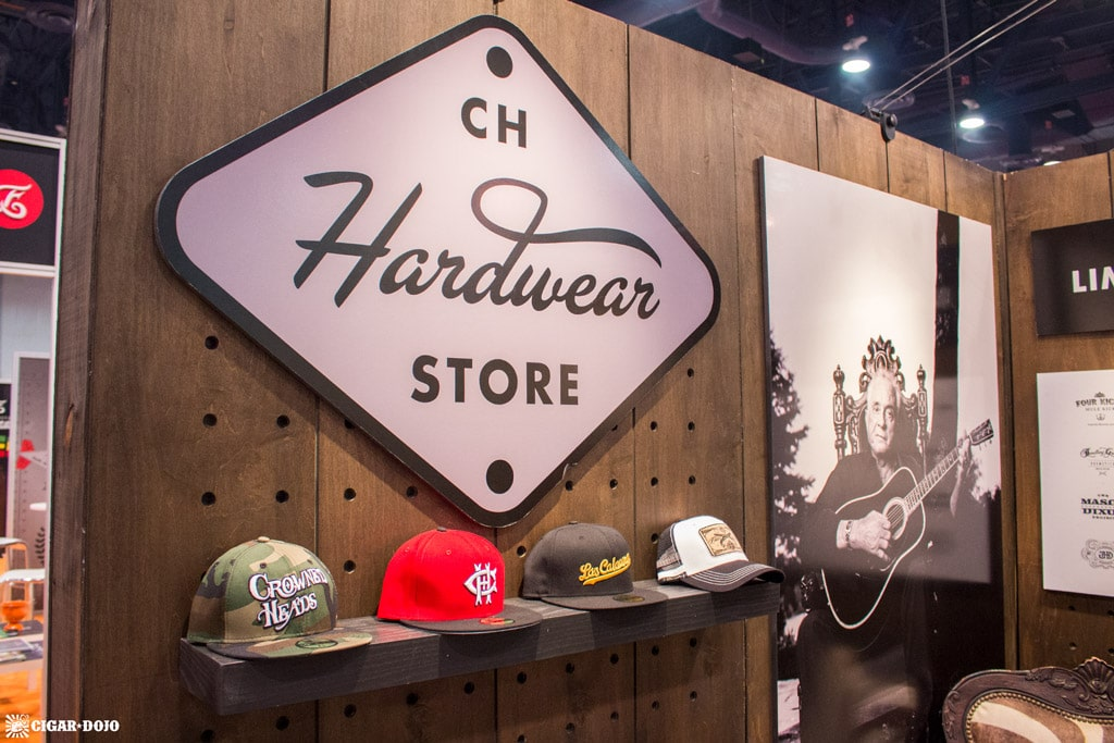 Crowned Heads hats Hardwear Store IPCPR 2017