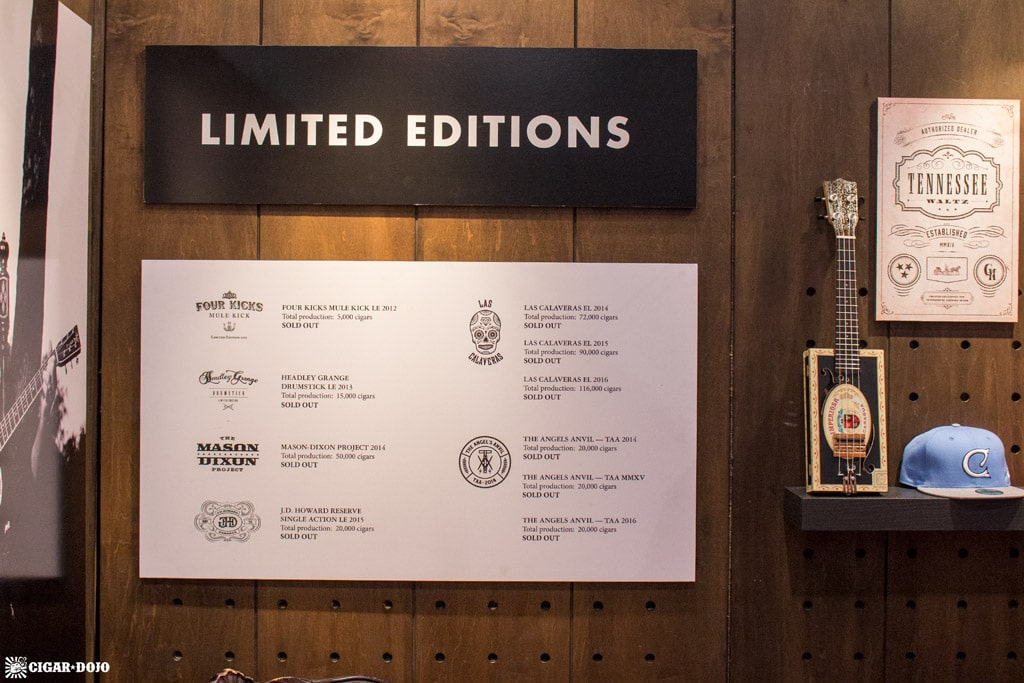 Crowned Heads Limited Editions IPCPR 2017