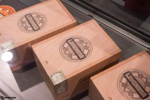 Crowned Heads Luminosa cigar boxes IPCPR 2017