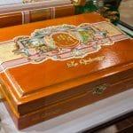 My Father La Opulencia cigars closed box IPCPR 2017