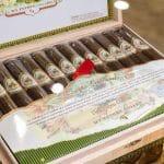 My Father Vegas Cubanas cigar box open IPCPR 2017