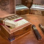 Padrón 1964 Soberano cigars display IPCPR 2017