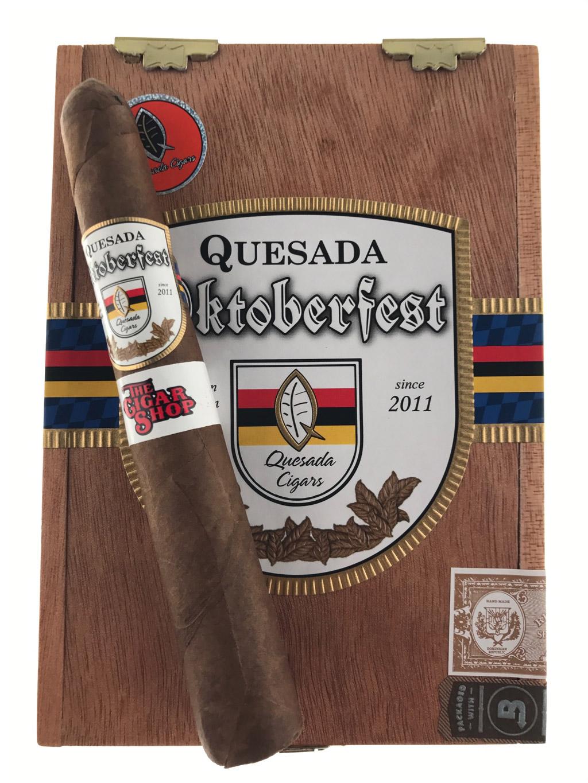 Quesada Oktoberfest Bayern cigars
