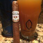 Quesada Oktoberfest cigar and beer pairing