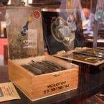 Quesada Q d'etat Molotov cigars IPCPR 2017