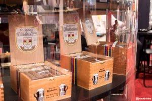 Quesada Oktoberfest 2017 cigar display IPCPR 2017