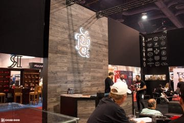 Tatuaje Cigars booth IPCPR 2017