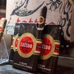 Tatuaje Tattoo Needles cigar display IPCPR 2017