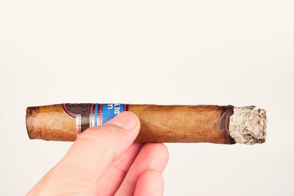 Villiger La Flor de Ynclan Torpedo cigar review
