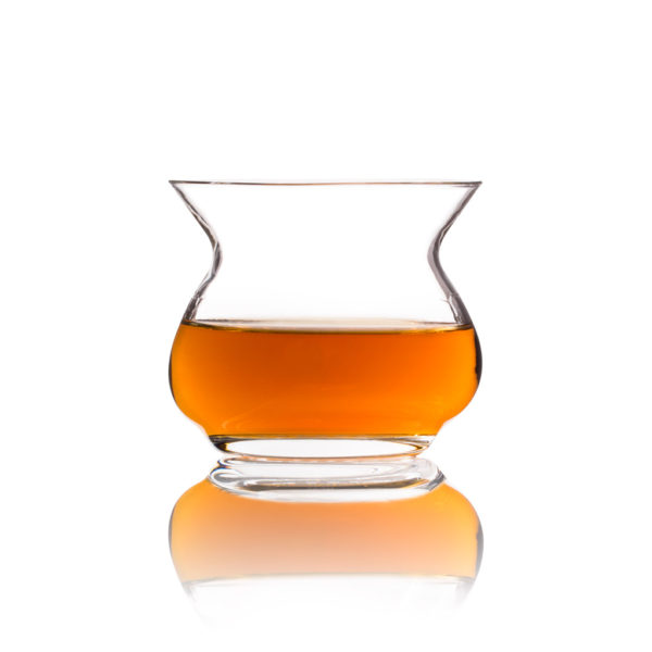 Cigar Dojo NEAT Whiskey Glass full