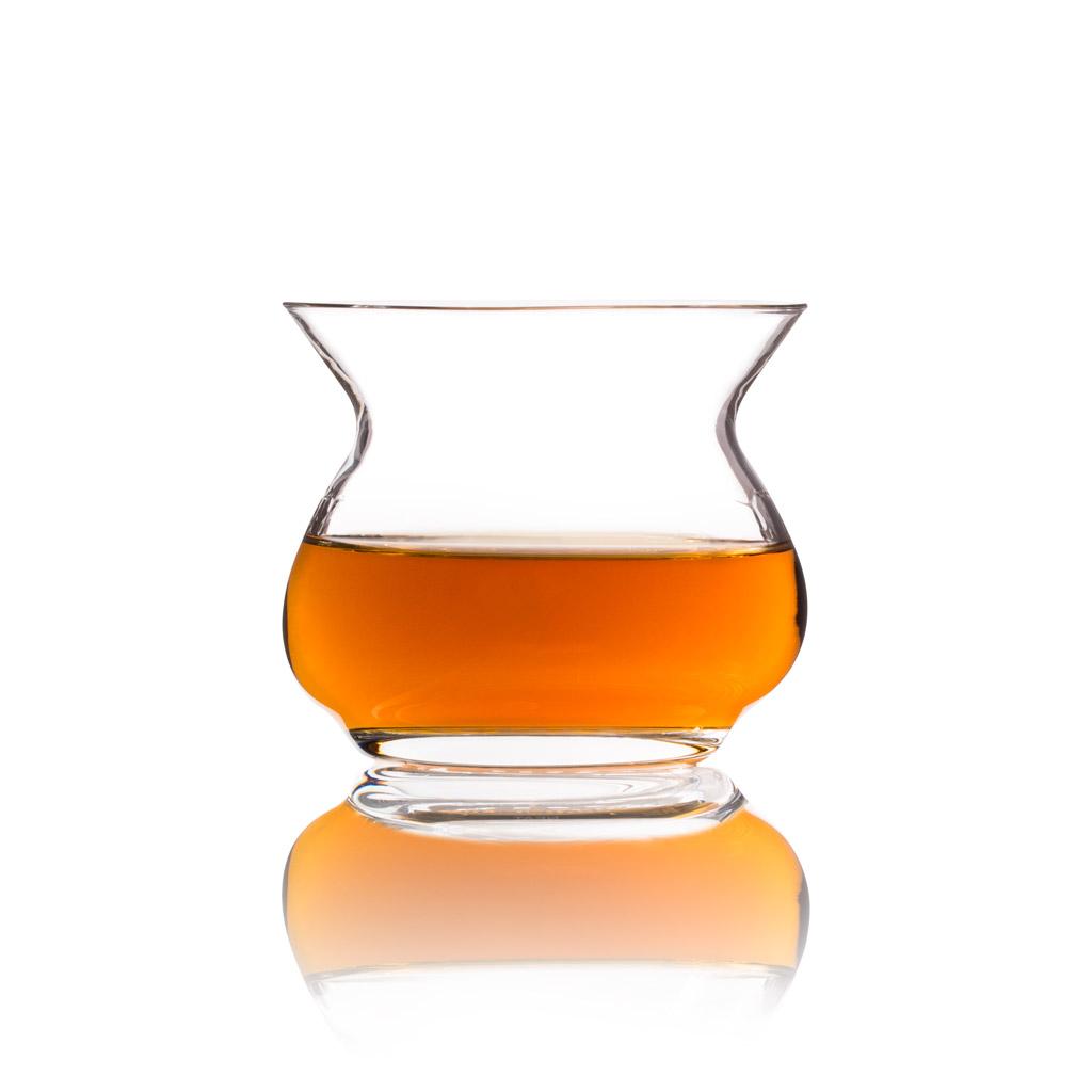 Cigar Dojo NEAT Whiskey Glass full