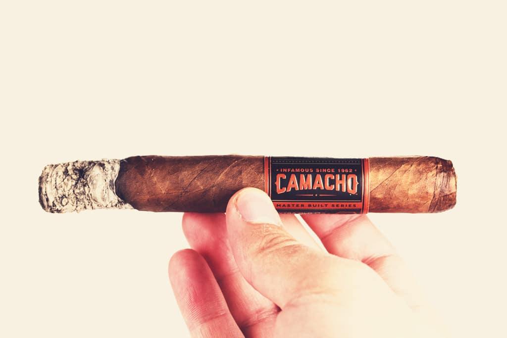 Camacho Nicaraguan Barrel-Aged Toro cigar review