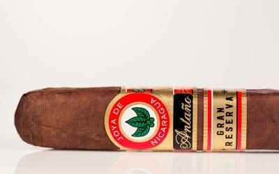 Joya de Nicaragua Antaño Gran Reserva Robusto Grande cigar review