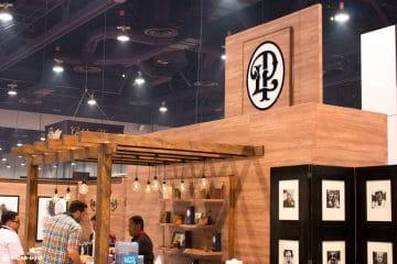 La Palina Cigars booth IPCPR 2017