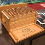 LFD Factory Press cigar presentation IPCPR 2017