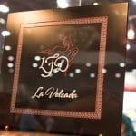 LFD La Volcada cigar box artwork IPCPR 2017