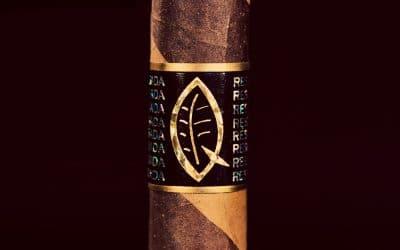 Quesada Reserva Privada Barber Pole Robusto cigar review