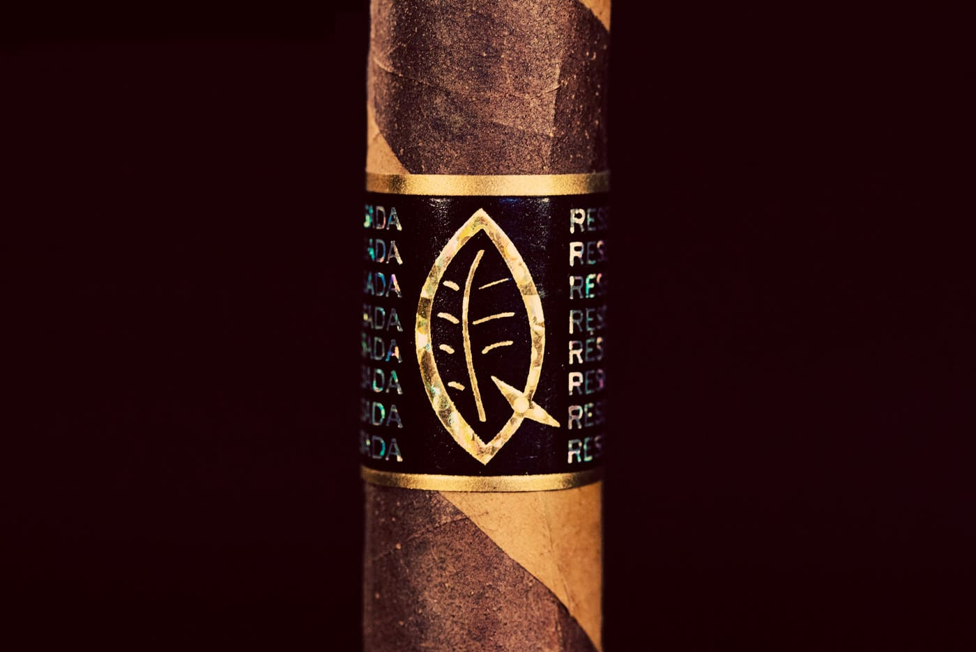 Quesada Reserva Privada Barber Pole Robusto cigar review
