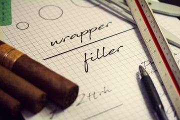 Cigar Wrapper Filler Ratio