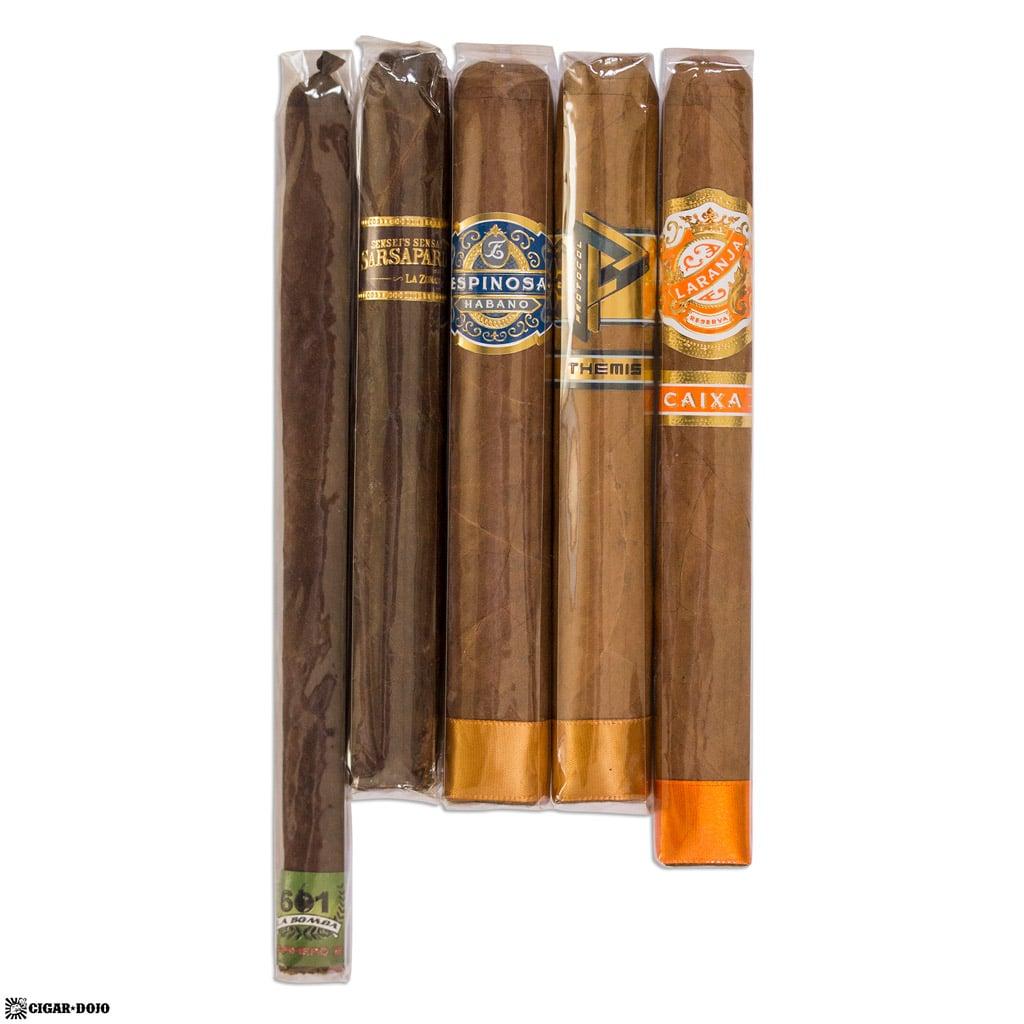 La Zona cigar 5-pack giveaway