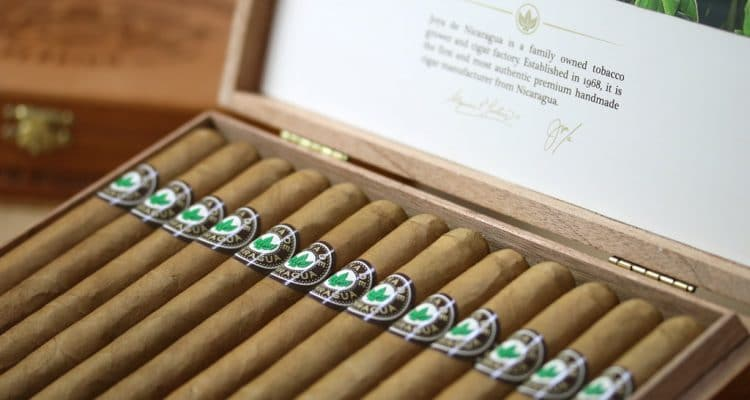 Joya de Nicaragua Clásico cigars redesign 2017