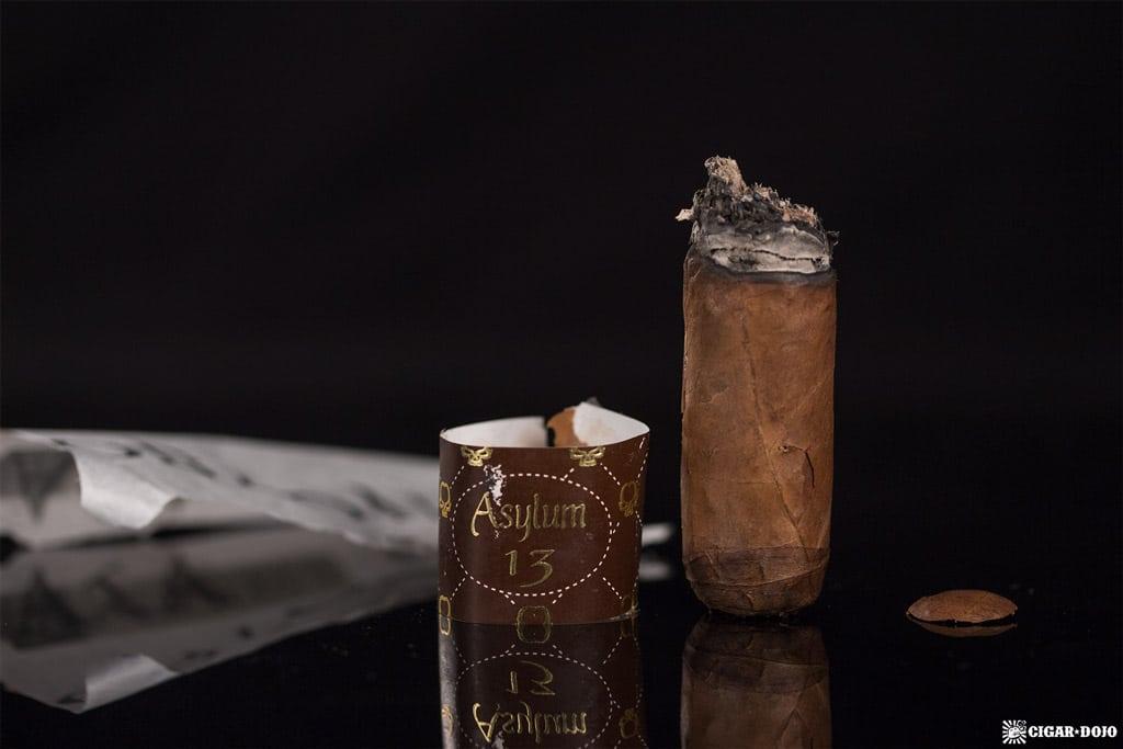 Asylum 13 Medulla Oblongata cigar nubbed