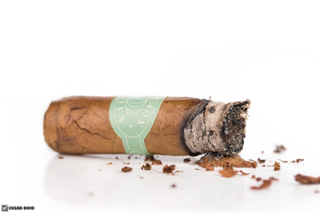 Warped Villa Sombra Mojitos cigar nubbed