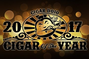 Cigar Dojo Top 10 Cigars of the Year 2017