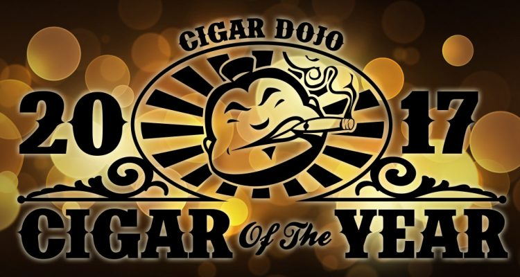 Cigar Dojo Top 10 Cigars of the Year 2017