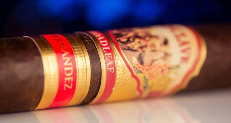 AJ Fernandez Enclave Broadleaf Robusto cigar review