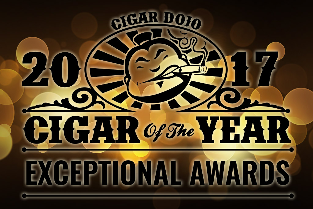 Cigar Dojo 2017 Exceptional Cigar of the Year Awards