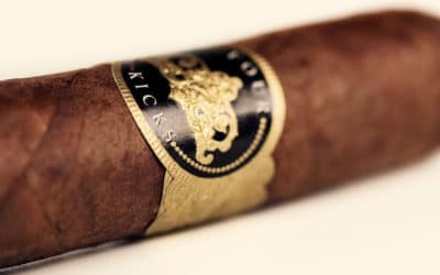 Crowned Heads Four Kicks Maduro Robusto cigar review