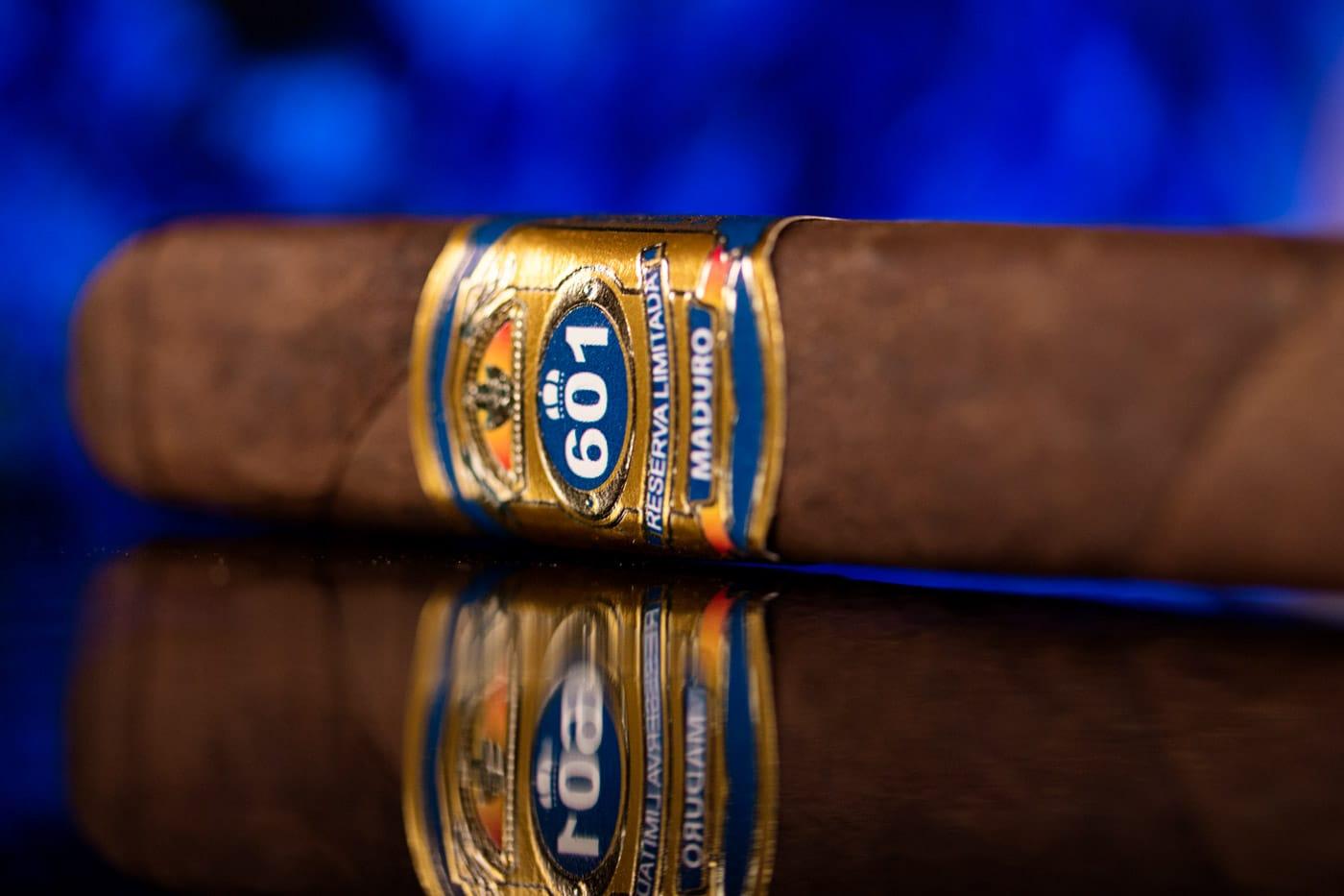 Espinosa 601 Blue Label Maduro Short Churchill cigar review