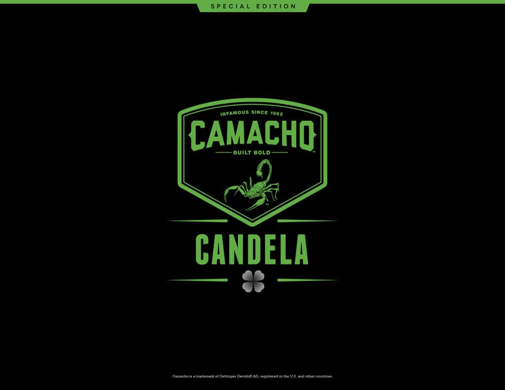 Camacho Candela Robusto 2018 artwork