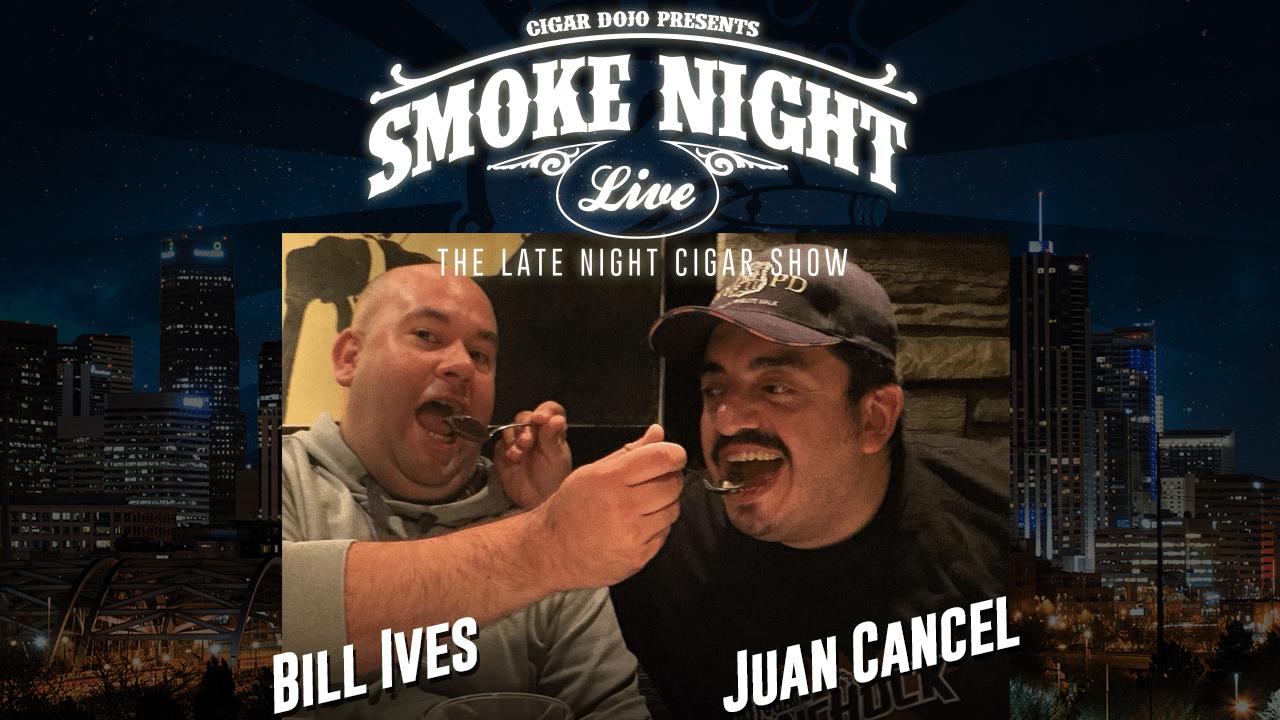 Cubariqueño Juan Cancel Bill Ives