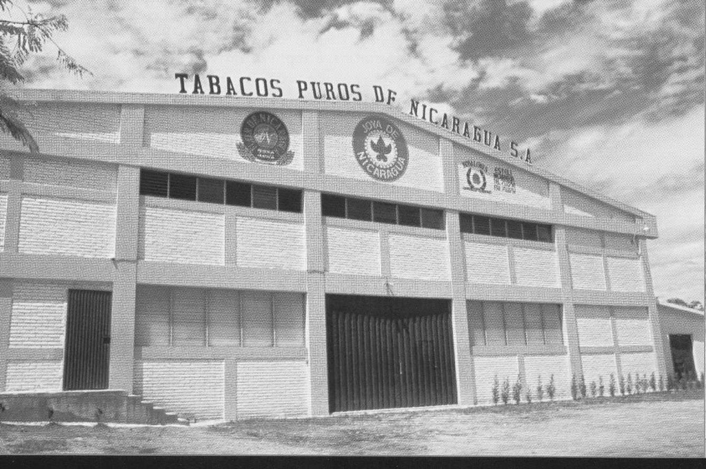 original Joya de Nicaragua factory